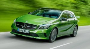 Became known the price of the new model Mercedes A-Class