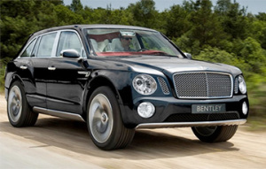 Bentley has created the fastest crossover