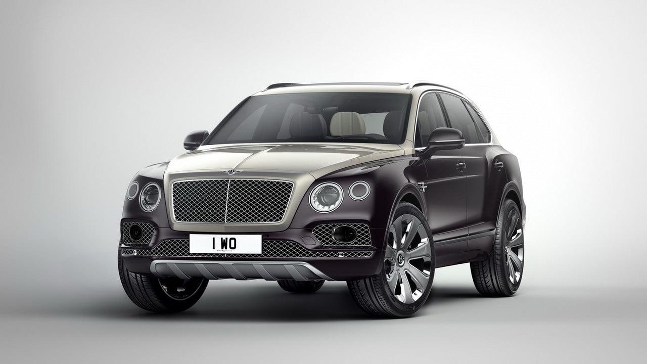 Bentley hat die schnellste Crossover erstellt