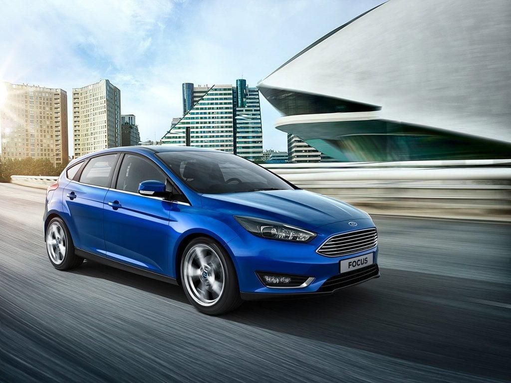 Die beliebtesten Gebrauchtwagen in Russland war der Ford Focus