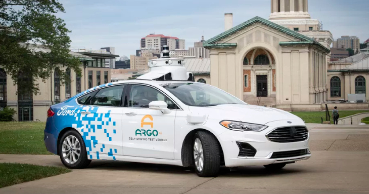 Ford to start developing self-driving cars