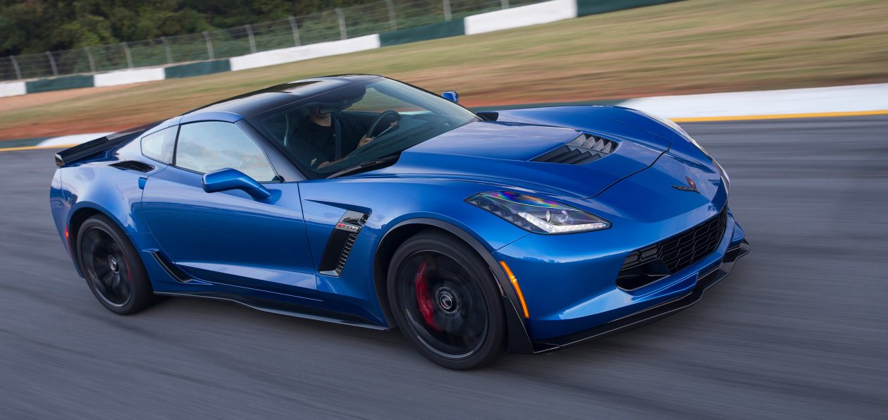 Chevrolet Corvette Z06 available for order in Russia