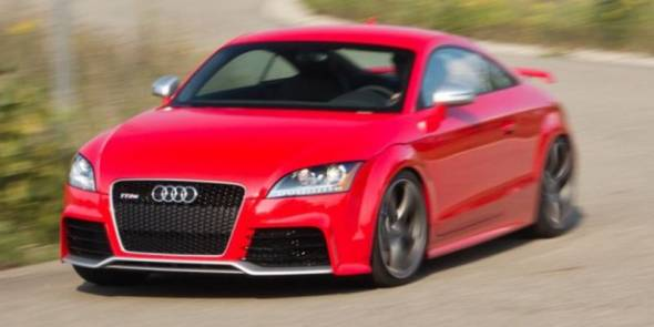Audi TT RS will receive a new powerful motor