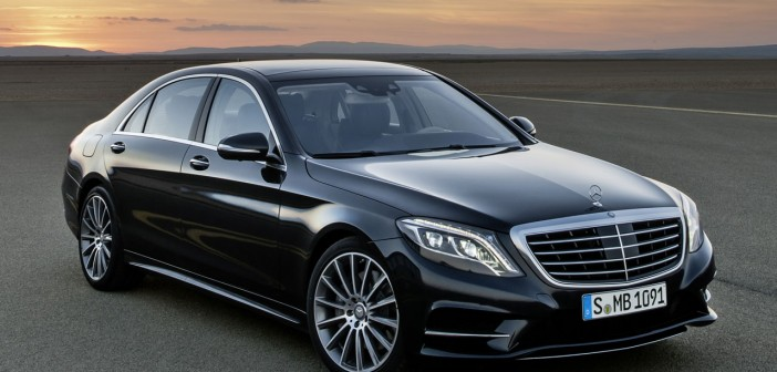 "The updated Mercedes-Benz S-Class has received the function of ""autopilot"""
