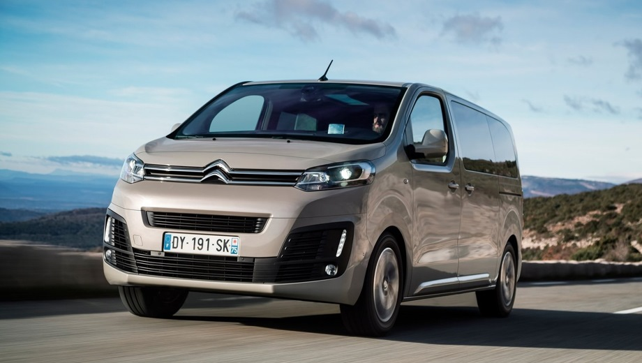 Citroen SpaceTourer will be produced in Russia