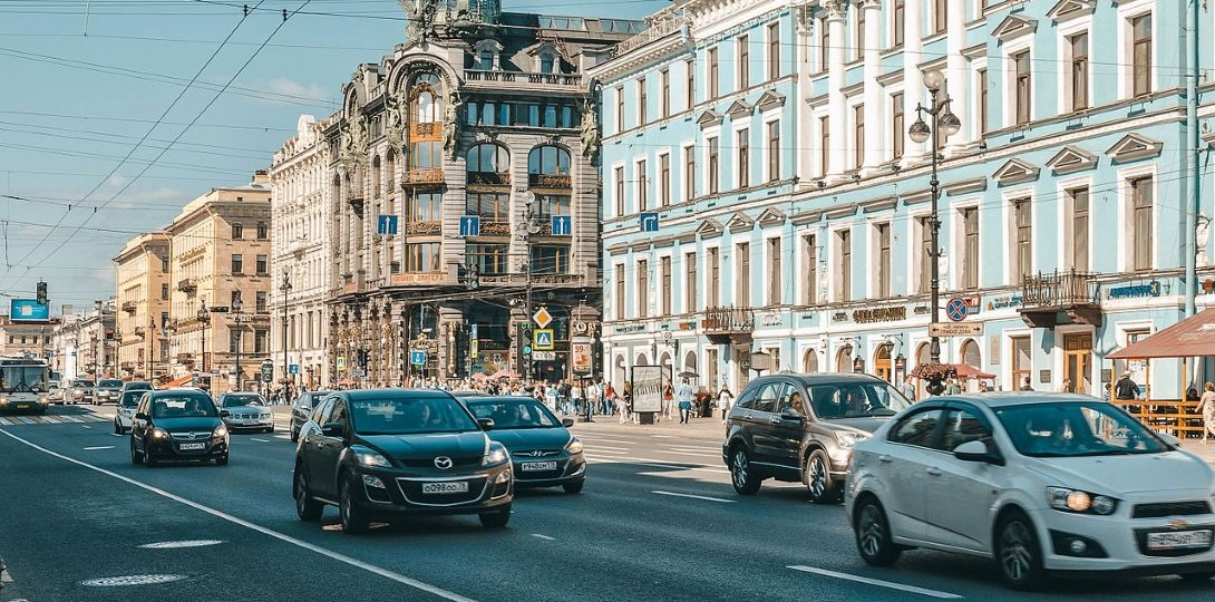 In St. Petersburg, may cancel the transport tax