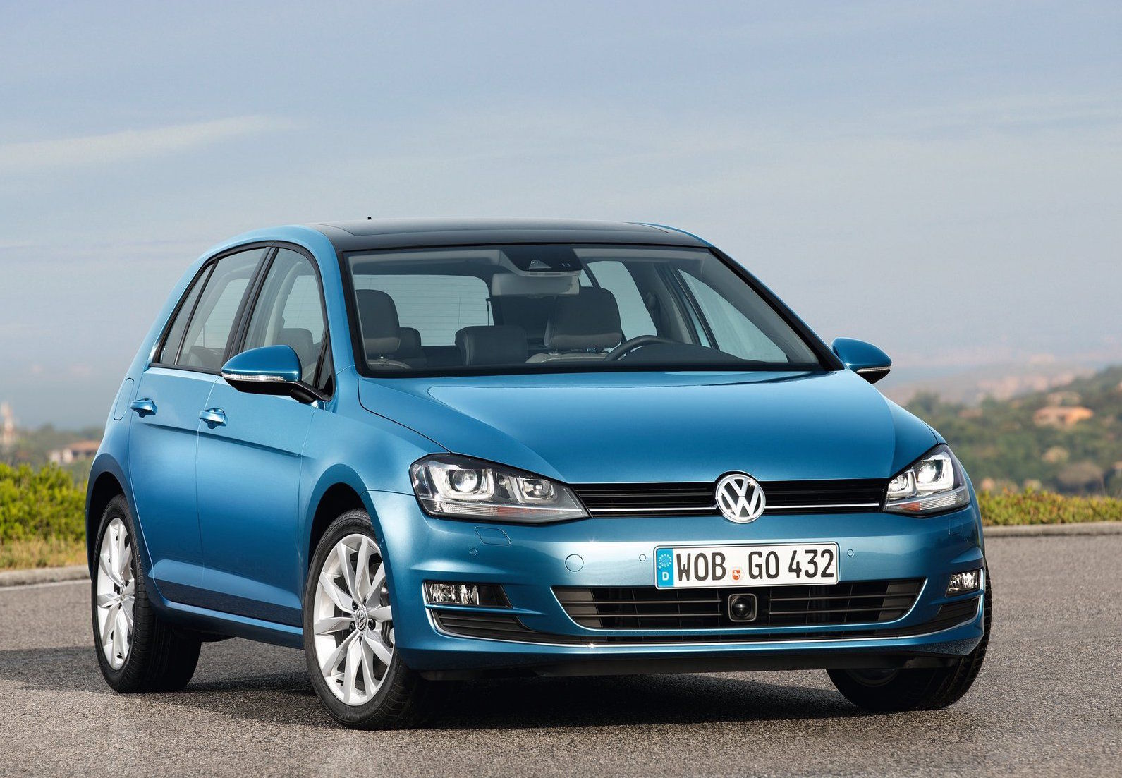 Volkswagen cars have become the most popular on the basis of the I-st ​​quarter of the year 2016