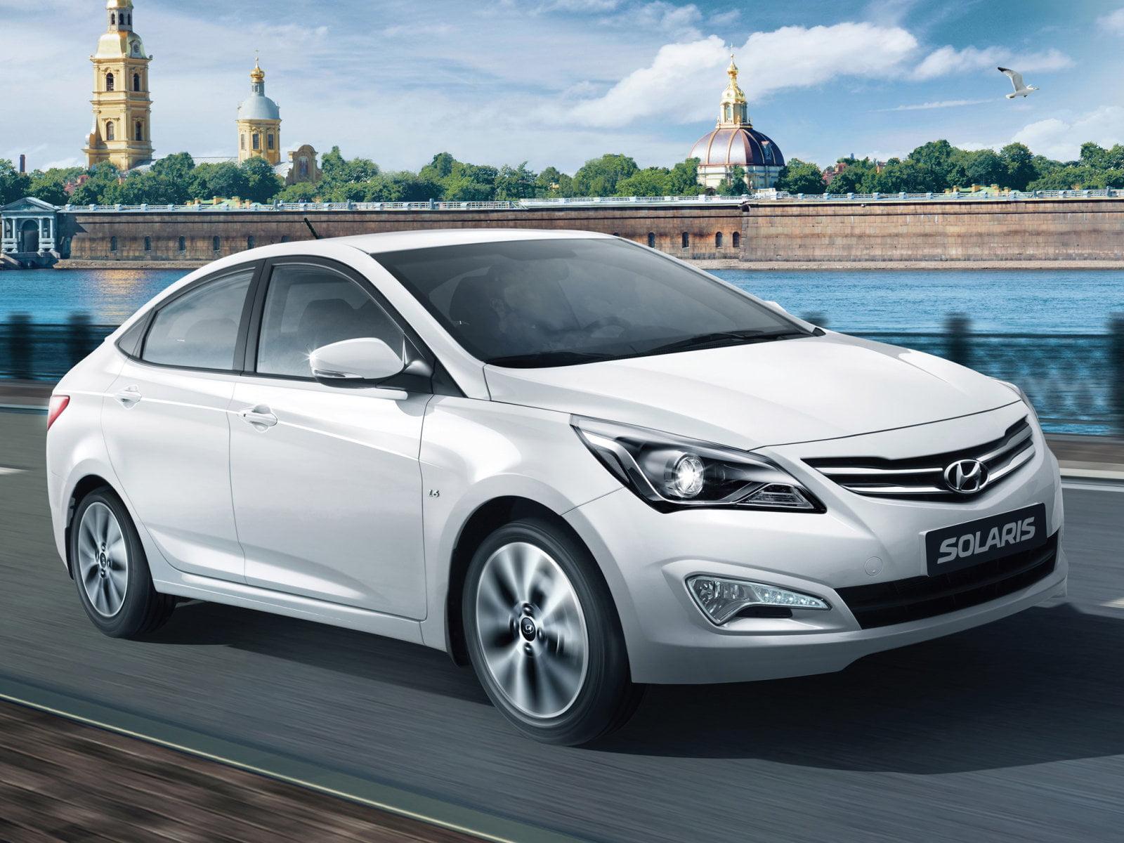 «Hyundai» Unternehmen beginnt grün Fahrzeug zu produzieren