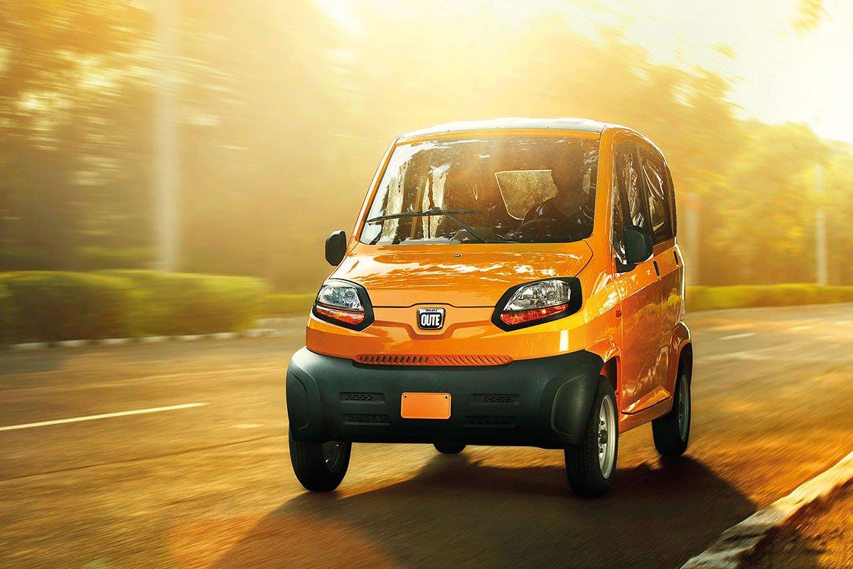 Die billigste kleine Auto wird seit Herbst in Russland verkauft werden