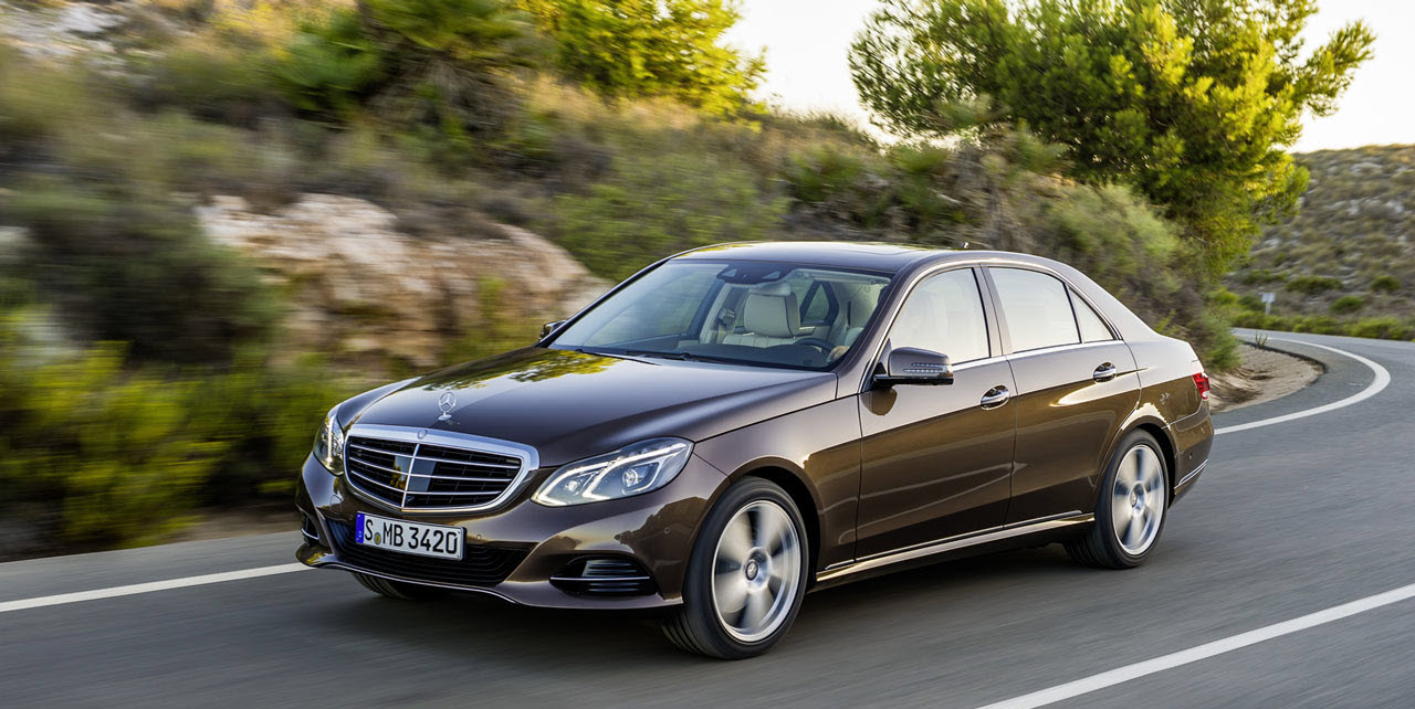 Updating the company's fleet: Mercedes E213 AMG is already available for our customers