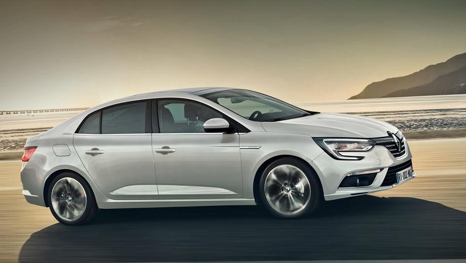 Präsentiert Renault Megane Limousine