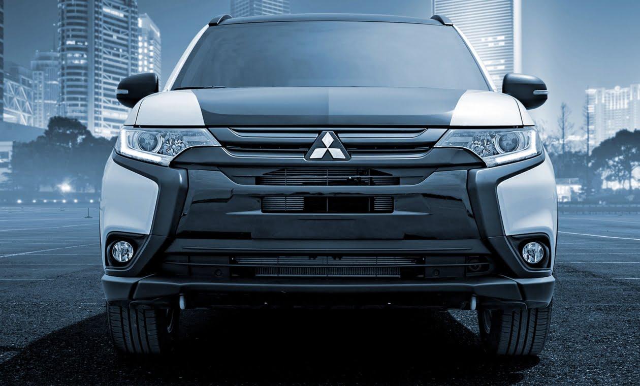 In Russland nachalic Verkauf limitierter Auflage Mitsubishi Outlander