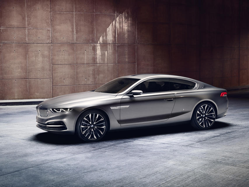 It began development of a coupe BMW 7-series