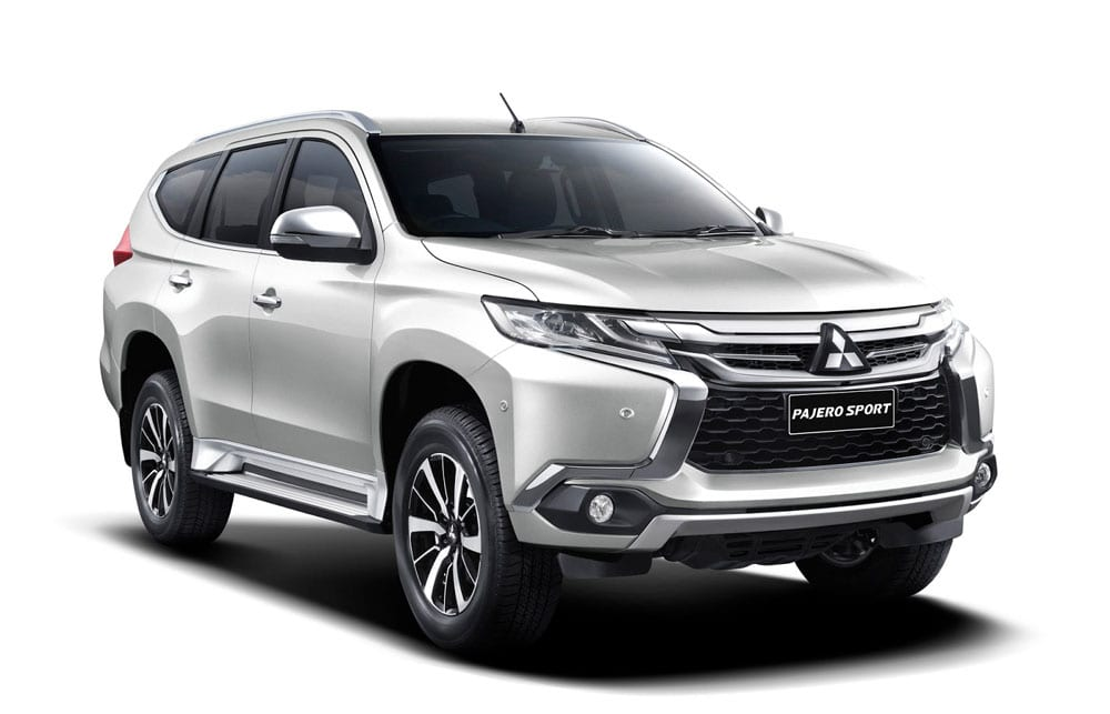 Mitsubishi Pajero Sport SUV has become the most anticipated of the year 2017