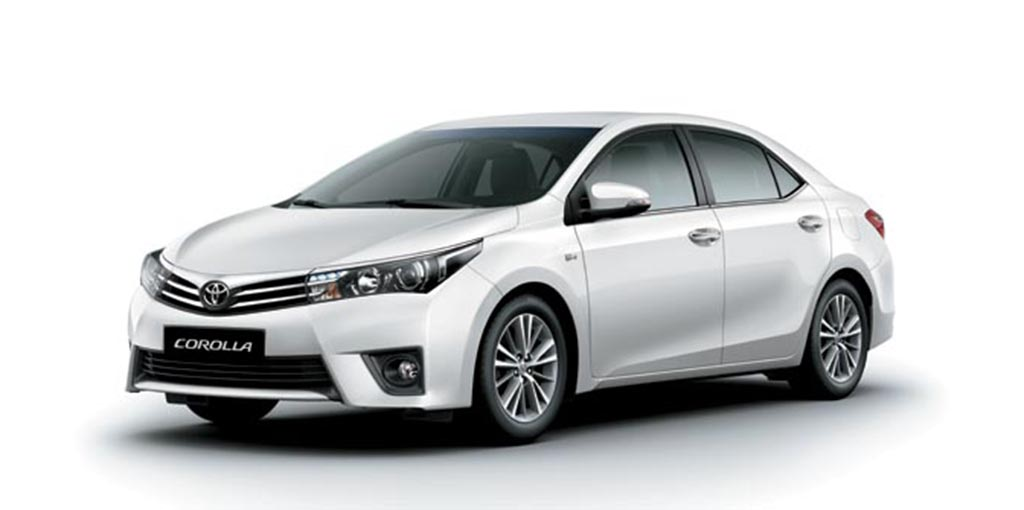 The most popular car 2016 year was Toyota Corolla