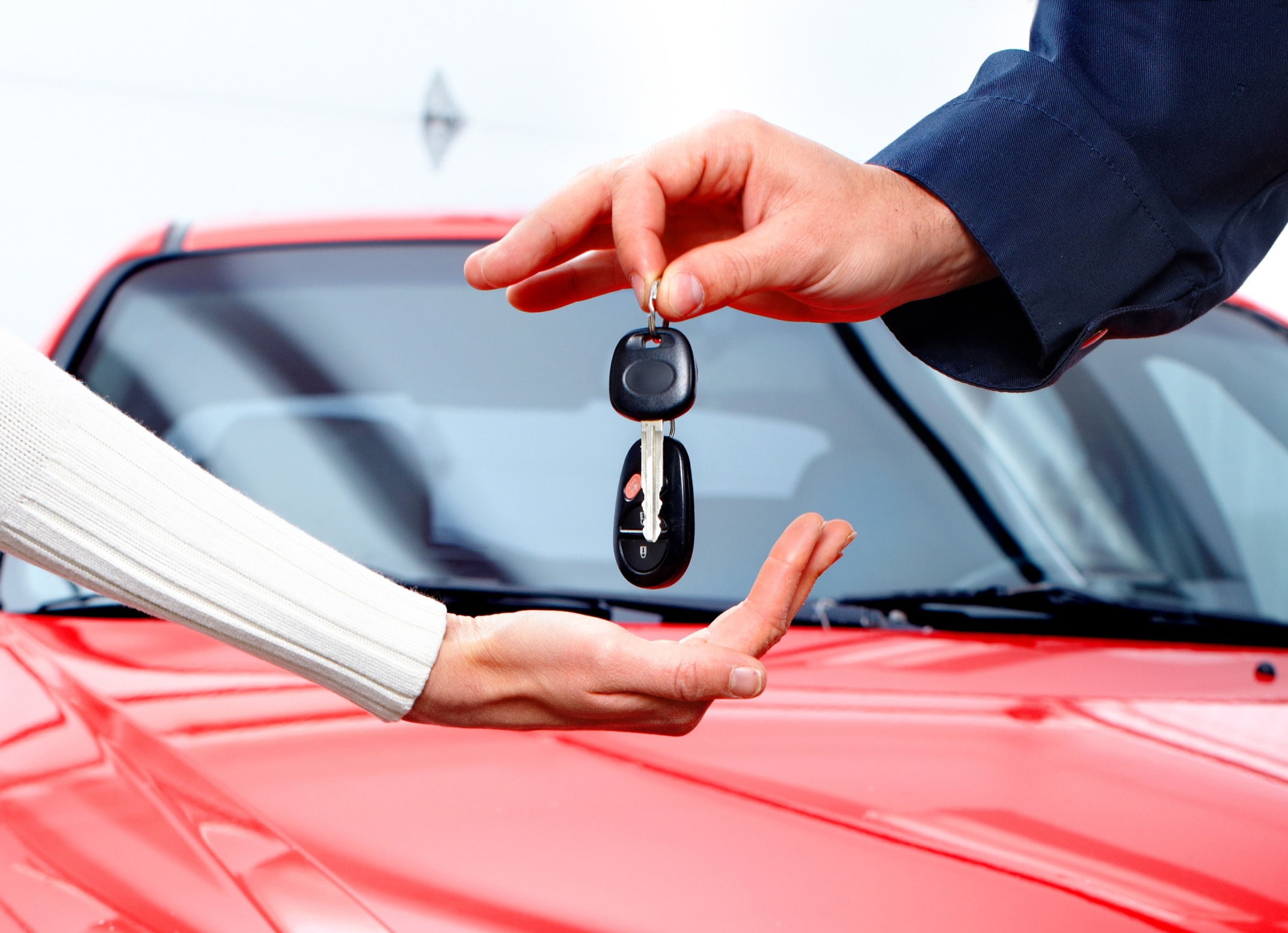 The demand for used cars has increased by 2%