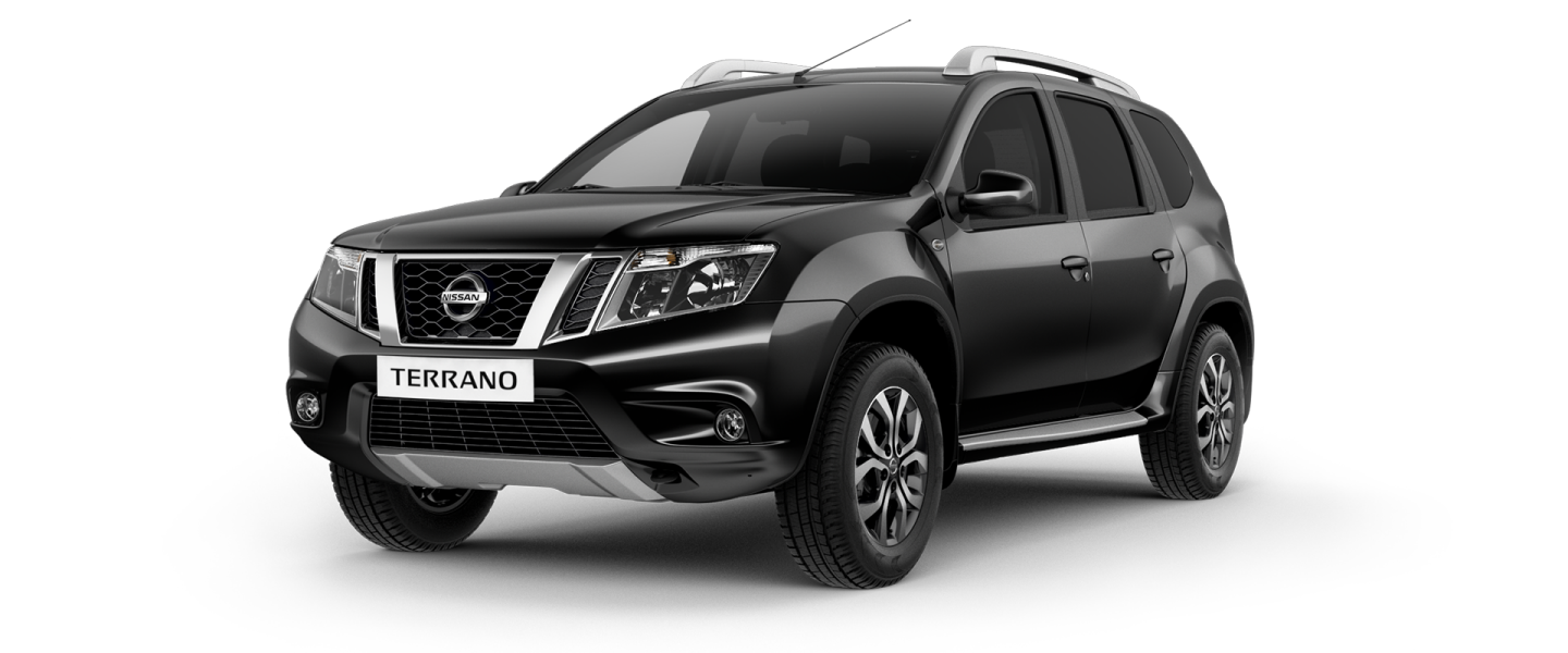 In Russia started selling Nissan Terrano