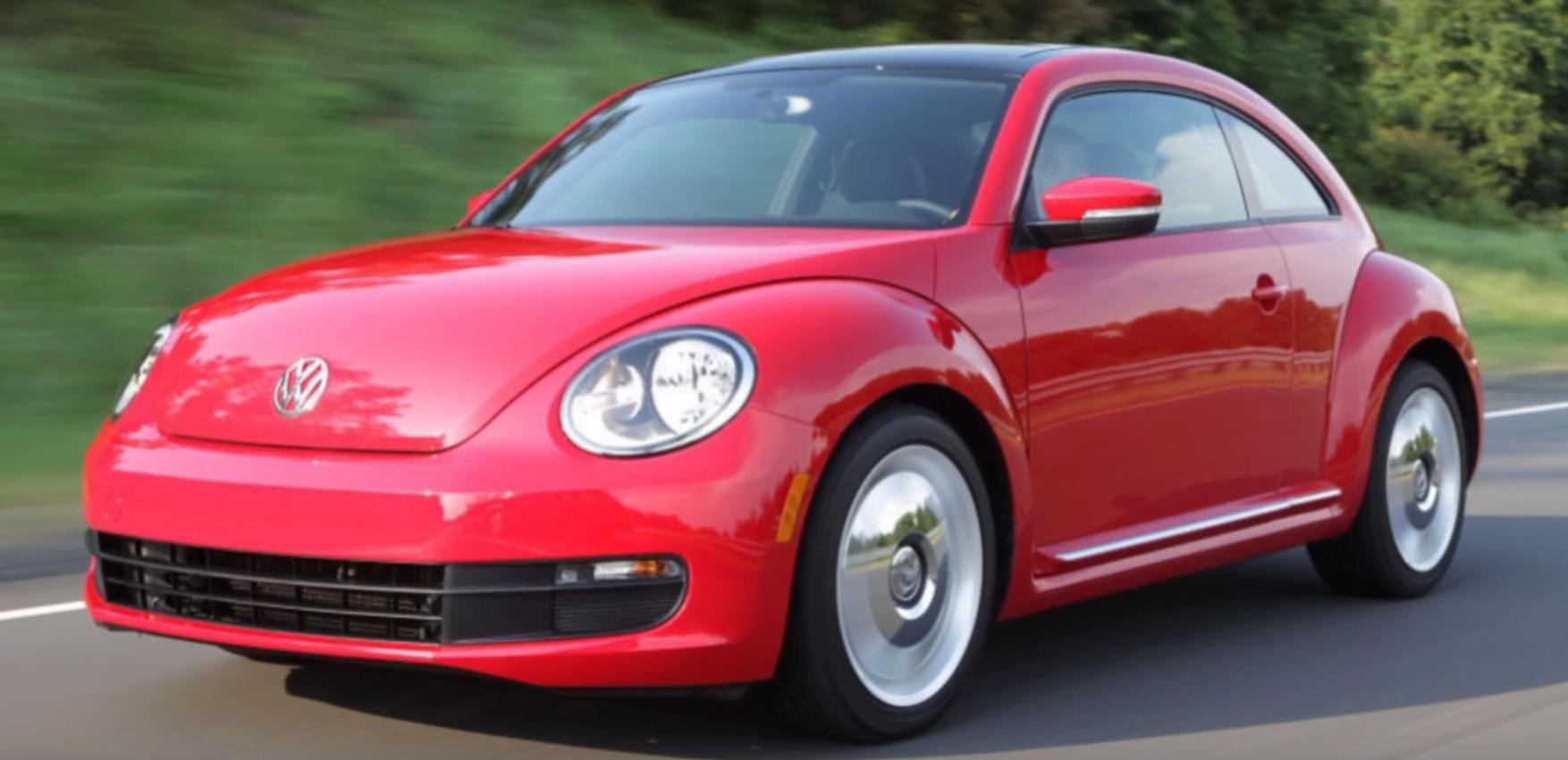 Новое поколение Volkswagen Beetle