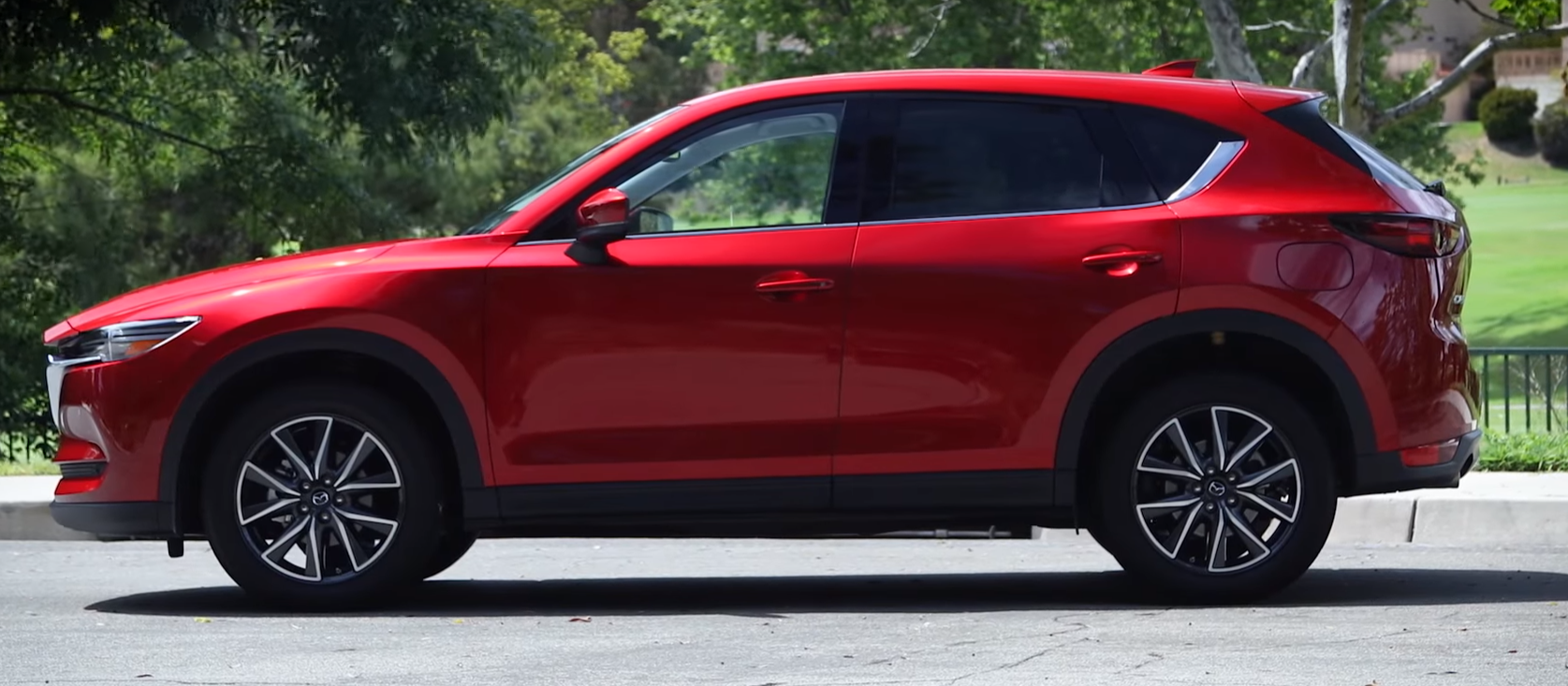 New Mazda CX-5 for the Russian Federation
