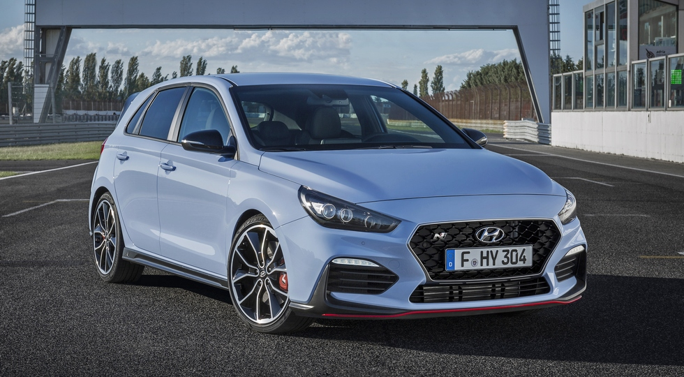 The first batch of upgraded Hyundai i30 N was bought in two days