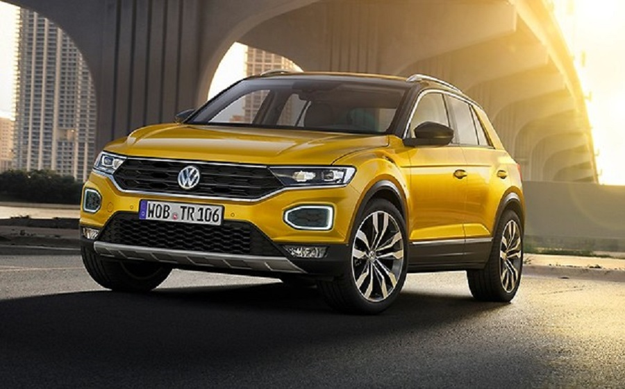 Compact and inexpensive: Volkswagen presented the crossover T-Roc