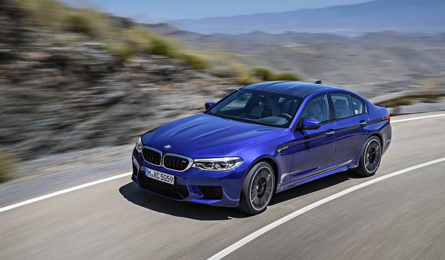 The new BMW M5 F90 - how will we see it?