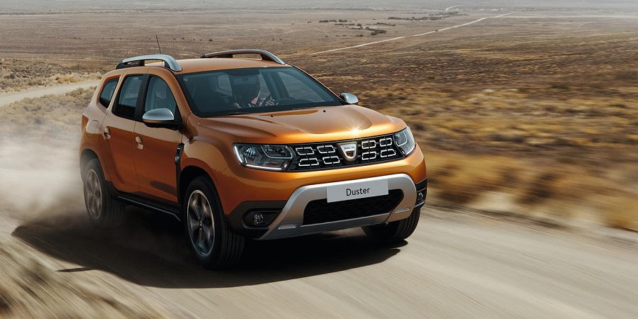 Company Renault presented a new Duster