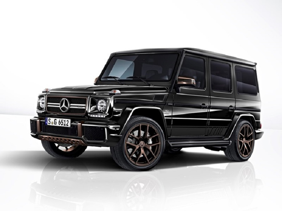 "Premiere Mercedes-Benz G65 AMG in the ""final"" version"