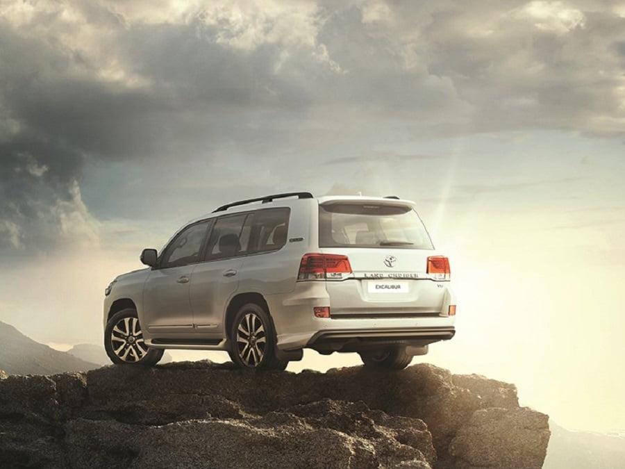 Состоялась презентация спецверсии  внедорожника Toyota Land Cruiser для российского рынка