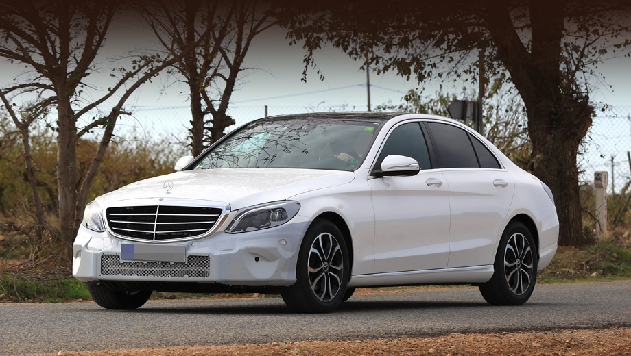 What will the updated Mercedes-Benz C-Class look like?