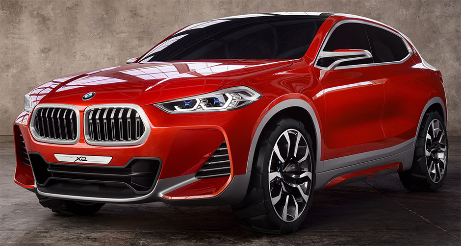 Became known rates for BMW X2 in Russia
