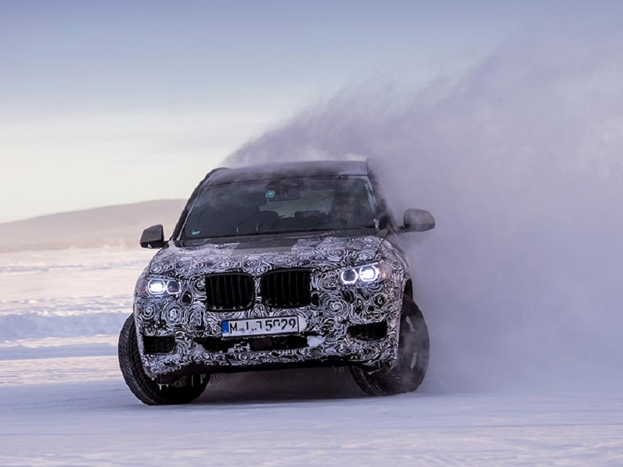 The new generation of BMW X3 will receive 500-strong engine
