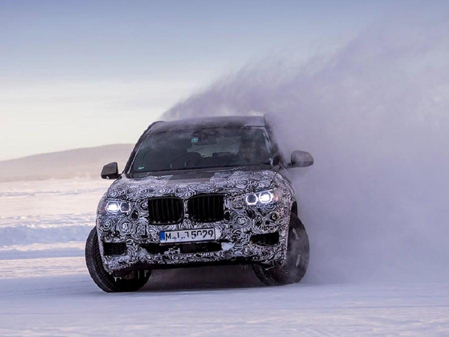 Новое поколение BMW X3 получит 500-сильный двигатель