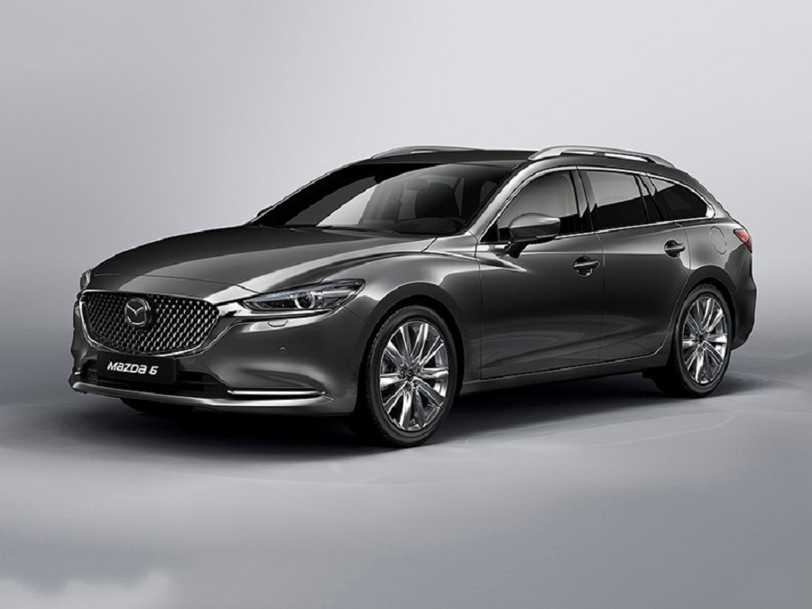 Updated Mazda6 station wagon - how will we see it?