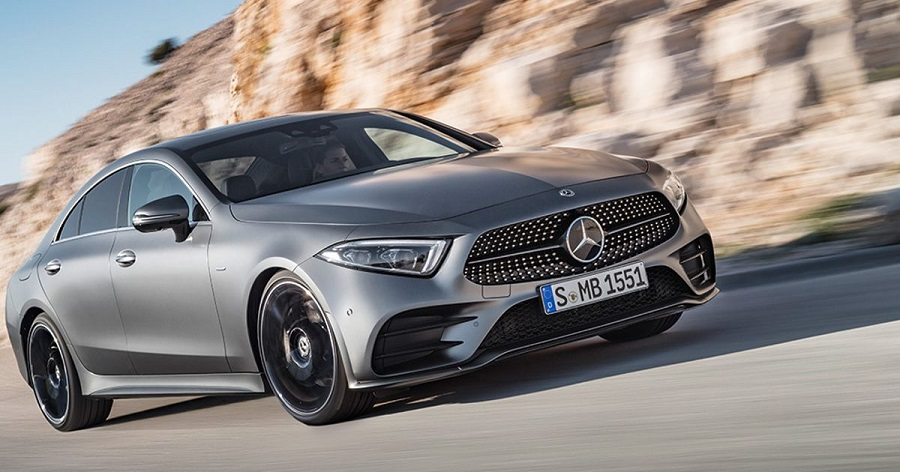 The new generation of Mercedes-Benz CLS-Class - feelings and reason