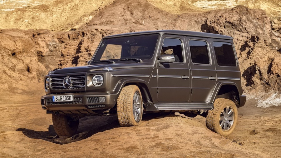 Prices for the new Mercedes-Benz G500 have grown strongly in the new generation