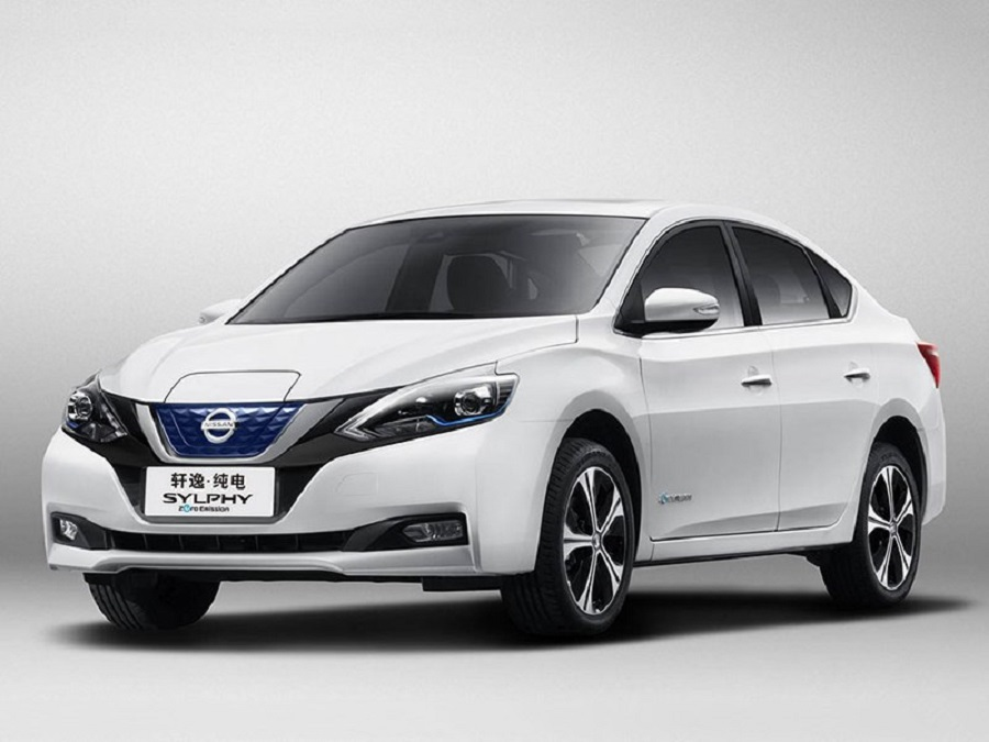 Nissan Leaf will now be available in a sedan