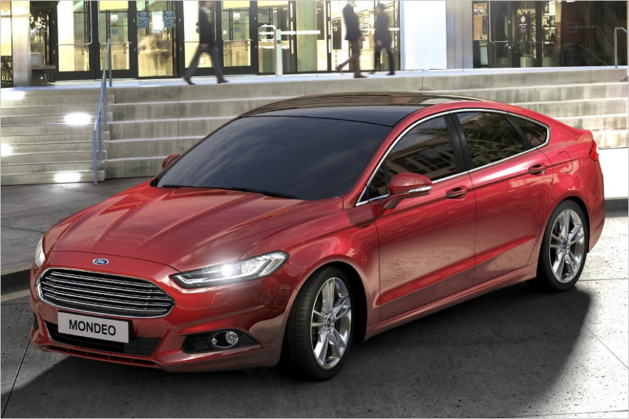 Ford improved Mondeo for Russia