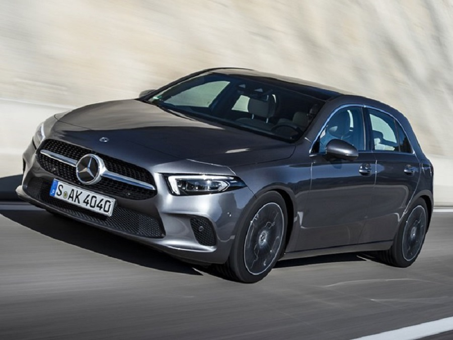 On the Russian market enrolled 4WD Mercedes-Benz A-class