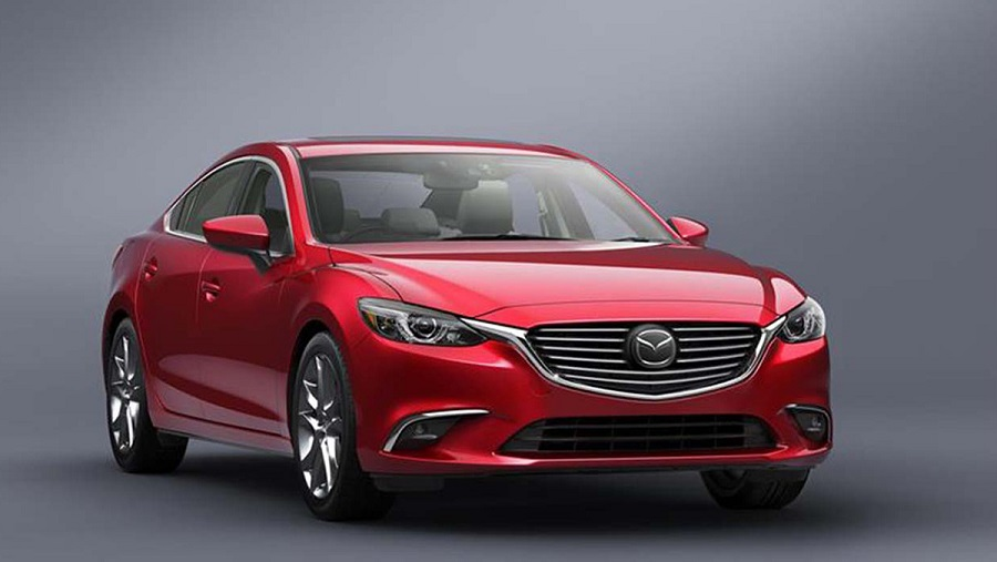 Updated Mazda 6 goes to Russia