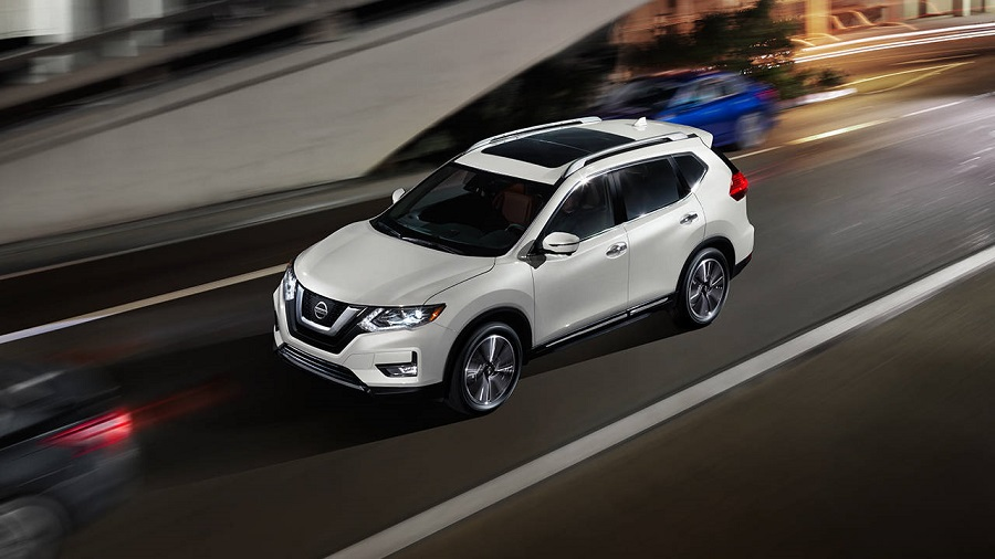 Nissan X-Trail updated