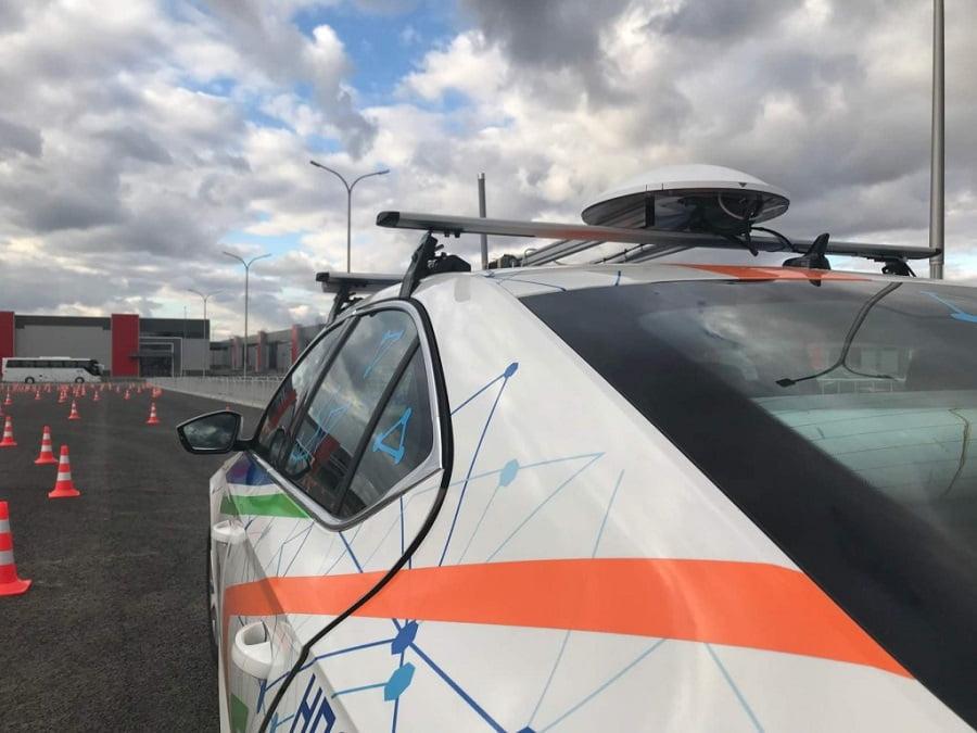 Российский беспилотник проделал маршрут из Санкт-Петербурга в Казань