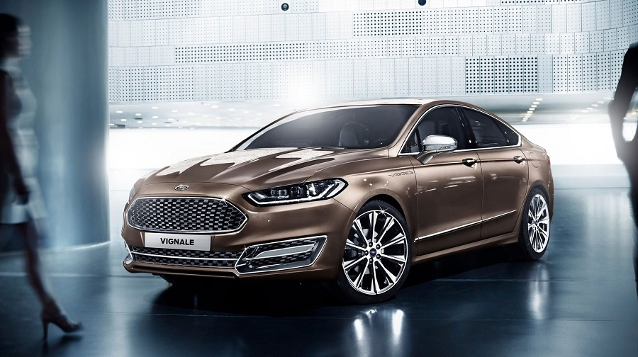The premiere of the updated Ford Mondeo