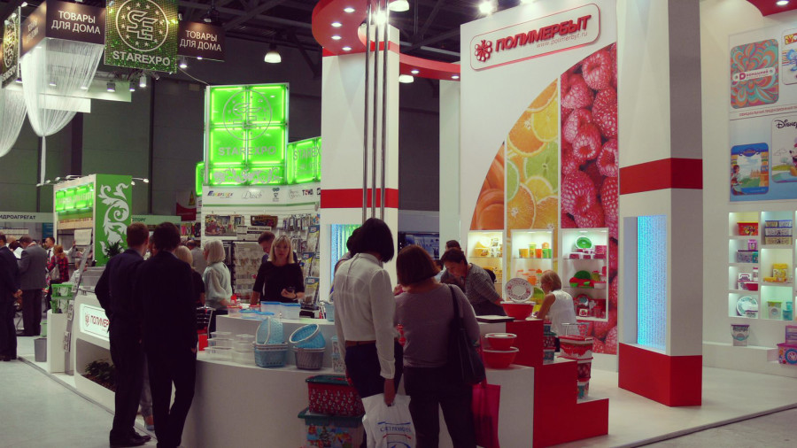 Transfer between Moscow airports and STYLISH HOME. GIFTS (Crocus Expo)