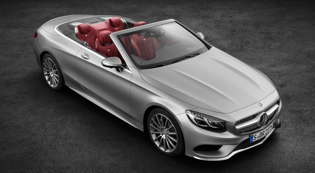 Mercedes-Benz может свернуть выпуск кабриолета и купе S-Class