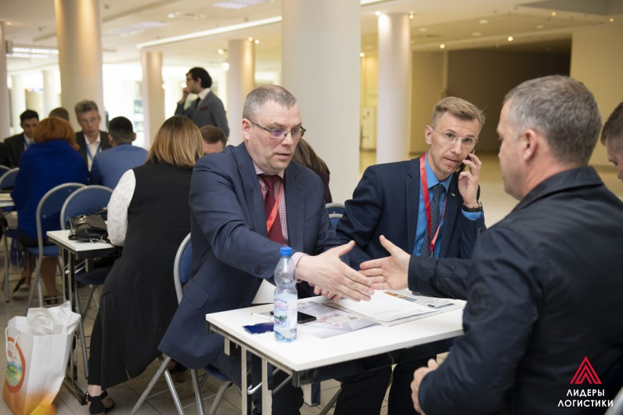 Transfer between Moscow airports and the 2019 Logistics Leaders forum