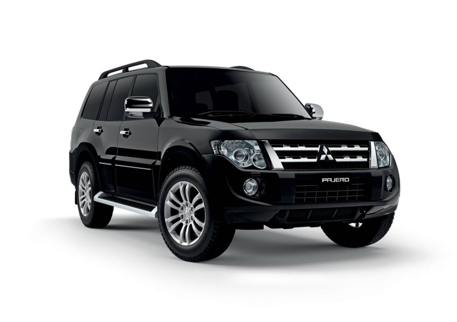 Mitsubishi Motors will release a farewell modification of Pajero