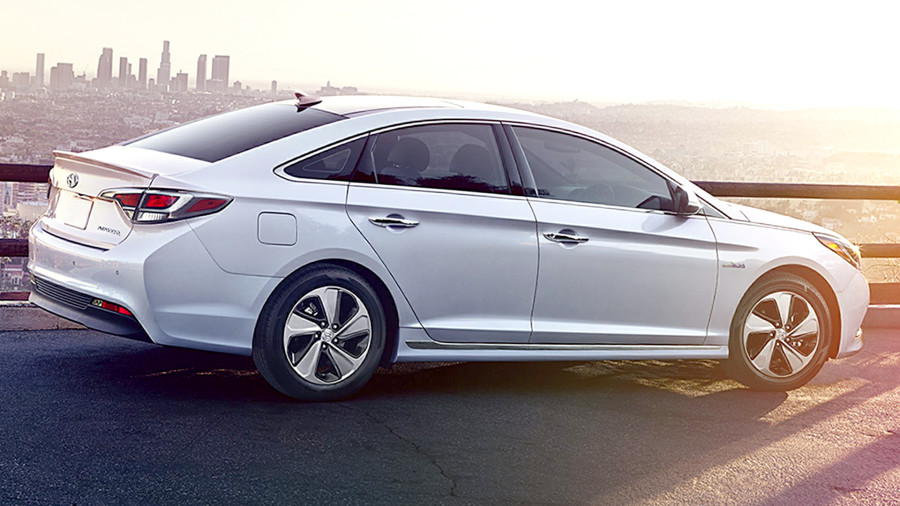 Introduced New Generation Hyundai Sonata