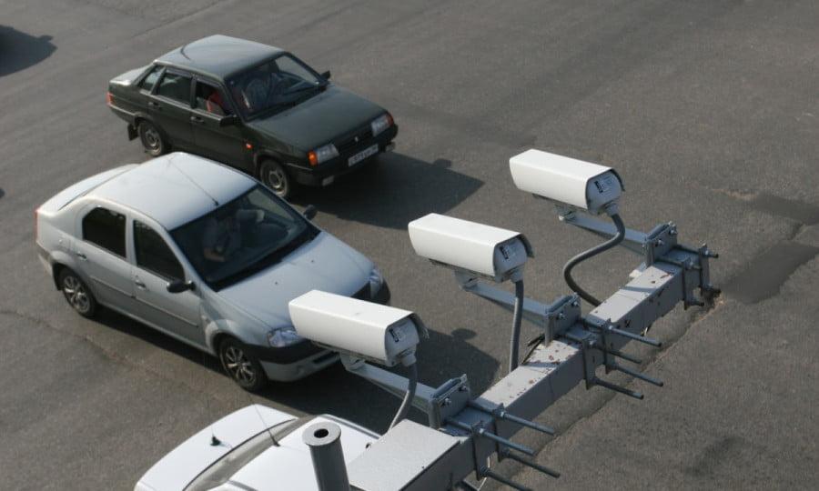 莫斯科当局将增加道路摄像机的数量