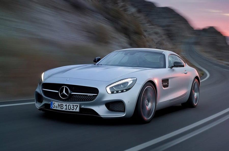 Mercedes-AMG bereitet eine Reihe von Allradautos vor